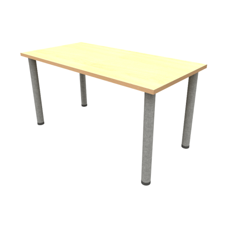 Standard Modular Rectangle Table