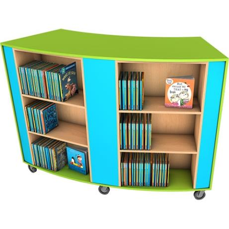 Bestseller Wiggle Mobile Shelving for classrooms a