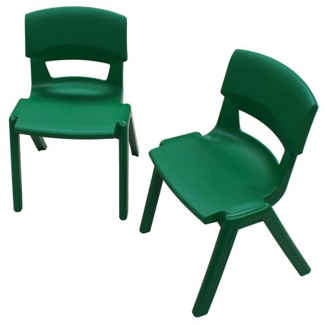 SALE 2 x Postura+ Chairs Size 4 WAS £40 NOW £30