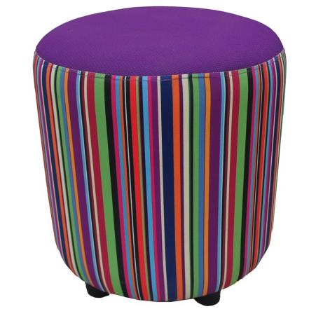 SALE Buzz Drum Midi Purple and Carousel Fabrics WA