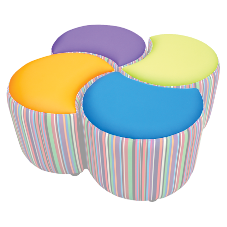 Clover Seating Set Seat Colours