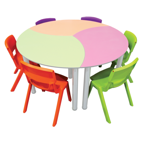 Petal Table Chairs