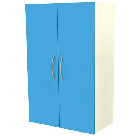 Wall Mounted Storage cupboard to keep all your equ