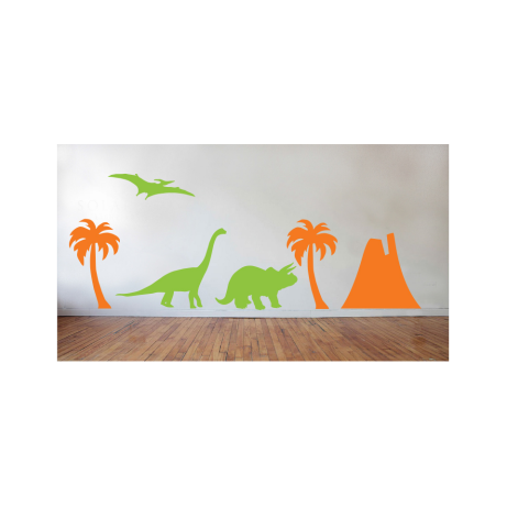 Jurassic Sticker Pack