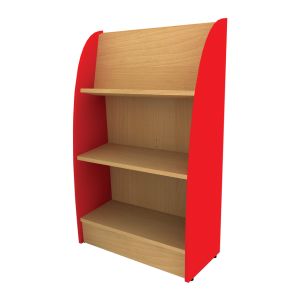 Single-sided Dinky Shelving