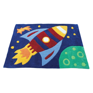 Rocket Small Reading Rug