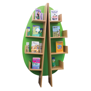 Ash Funky Forest Book Tree
