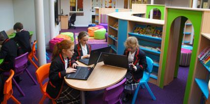 Brooke Priory School Library