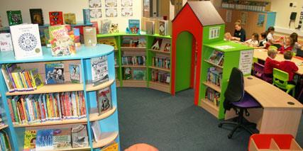 Lace Hill Academy Library