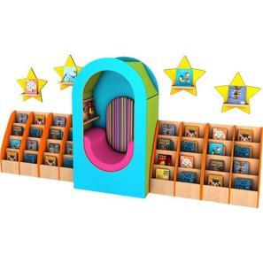 Mobile Den, Picture Book Diplayers and Star Wall Displayers