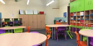 Venerable Edward Morgan RC Primary School's Classrooms.