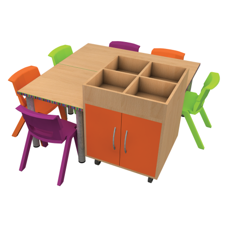 EYFS Rummage Table Kit