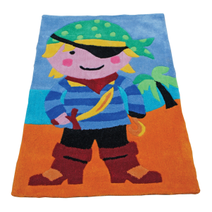 Pirate Small Reading Rug