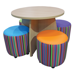 Tuffet Table Kit