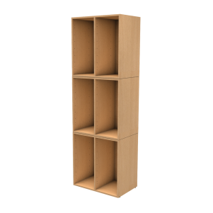 Modular Storage Tall Unit Carcass Only