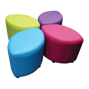 Leaf Seat Set of 4