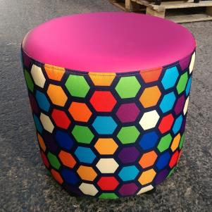 SALE! Drum with Honeycomb sides