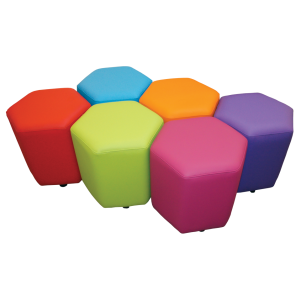 Honeycomb Set of 6