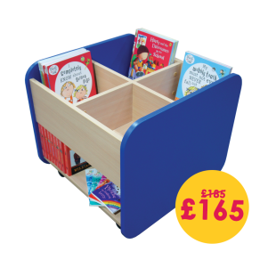 SALE! High Kinderbox Primary Blue