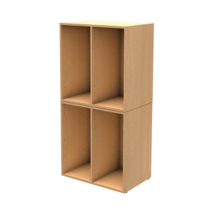 Modular Storage Medium Unit Carcass Only