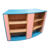 Wiggle Mobile Shelving Main Colour
