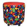 Buzz Drum Patterned