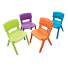 Stacking Polypropylene Chairs
